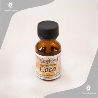 aceite de Coco aromatico puro