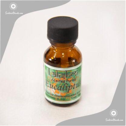 Aceite de eucaliptus puro x 10 cc