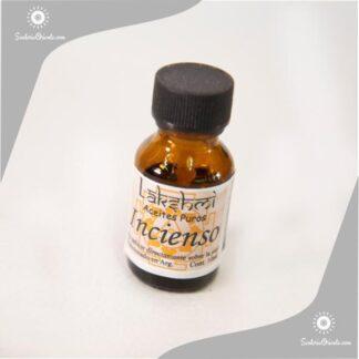 aceite de incienso puro x 10 cc