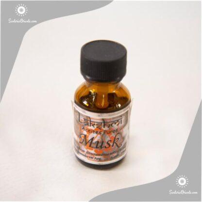 Aceite de Musk puro en envase de 10 cc