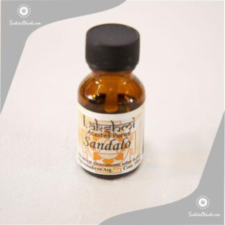 aceite de sandalo puro en envase de 10 cc