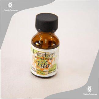 aceite de tilo puro en botella de 10 cc