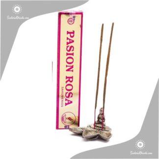 sahumerio o incienso pasion rosa tambien en ingles pink passion