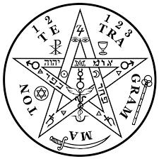 tetragramatron rosario