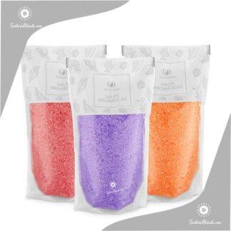 sal aromatica x kilo de color