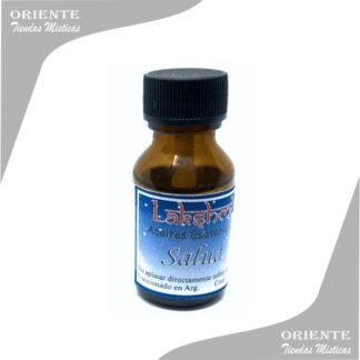 aceite para la salud puro de 10 cc en botella color caramelo