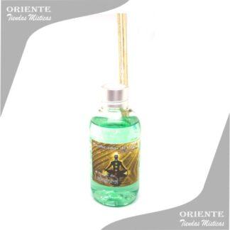 difusor aurico liquido alma color verde