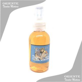 Loción atrae clientes , de color amarillo también denominado spray aurico para atraer clientes perfume atrae clientes