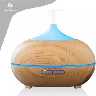 humificador ultrasonico grande sinmil madera sin filtro