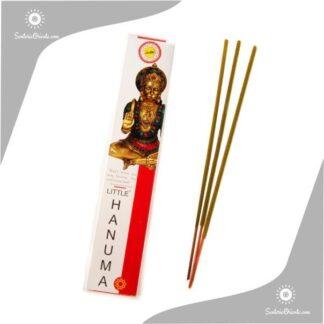 sahumerio de la india hanuma sree vani caja por 15 varillas