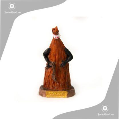 imagen omulu 10 cm de resina