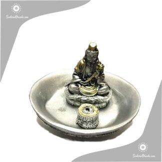 portasahumerio kuan chin de resina poliester kwan yin