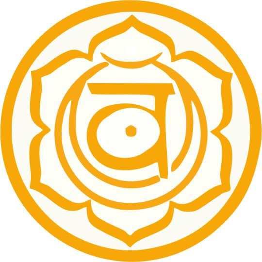 simbolos de chakras naranja sua adhisthana