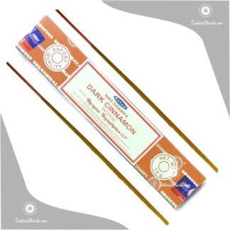 sahumerio dark cinnamon satya