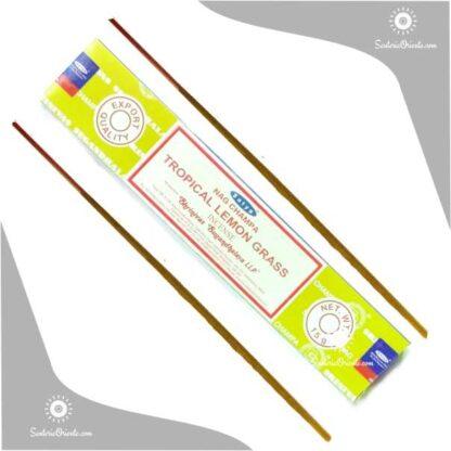 sahumerio tropical lemongrass satya