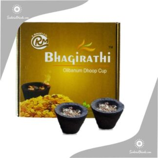Bhagirathi copa de carbon olibano