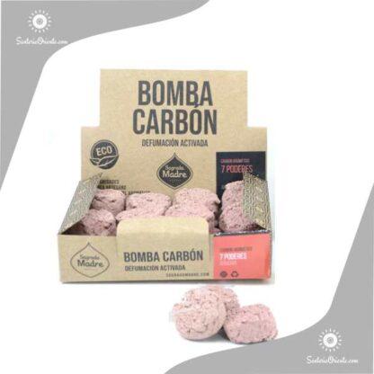 bomba carbon sagrada madre 7 poderes