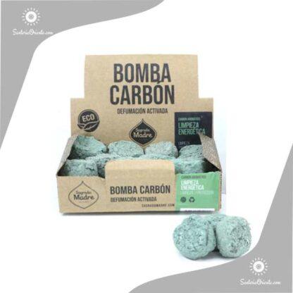 bomba carbon sagrada madre limpieza energética