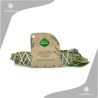 sahumo de estacion hierbas aromaticas