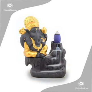 Porta Conos Ganesh 11,5 cm