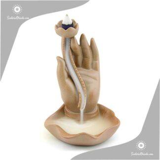 Porta Conos sobre mano 16.5 cm