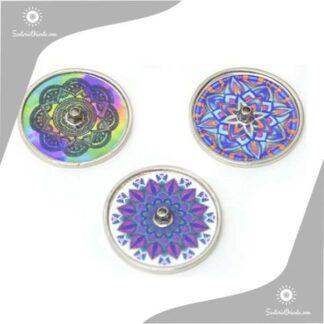 portasahumerios metal varios diseños grandes color
