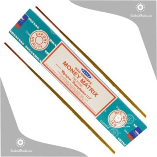 sahumerios money matrix nag champa