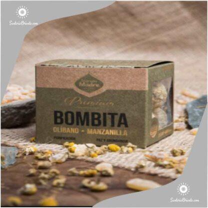 bombita olibano manzanilla premiun sagrada madre