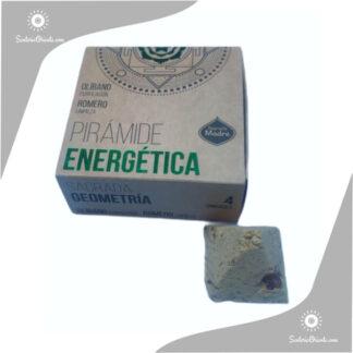 piramide energetica olibano romero sagrada madre x 4 unidades