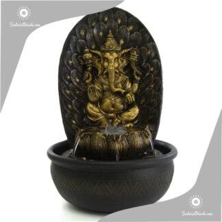 Fuente Ganesh Real con Led 40cm