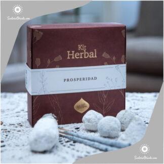 kit herbal Prosperidad sagrada madre